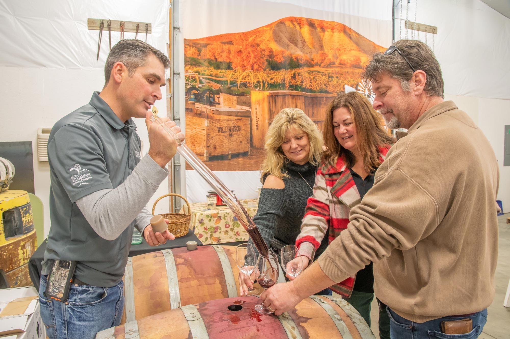 Williamson-Vineyards-Barrel-Tasting